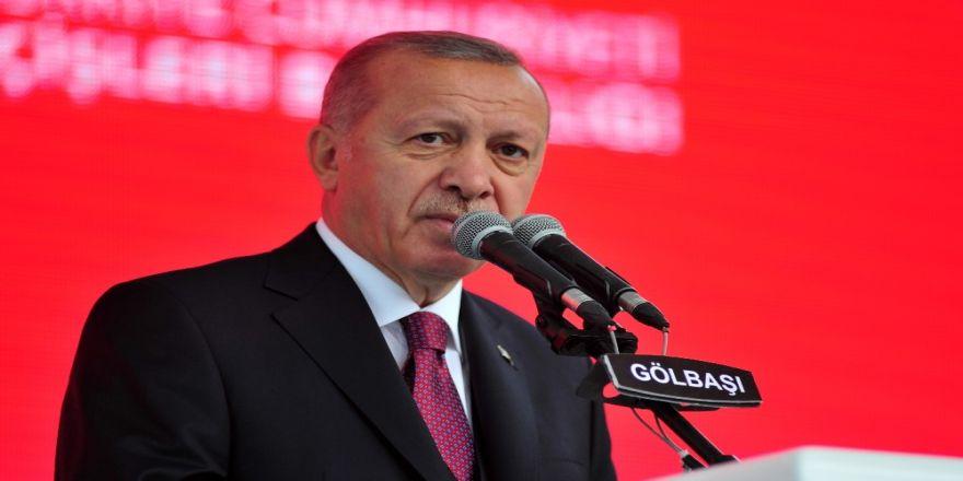 """Cumhurbaşkanı Erdoğan: """"Anlayacakları Dilden Yeni Masajlar Vereceğiz"""""""