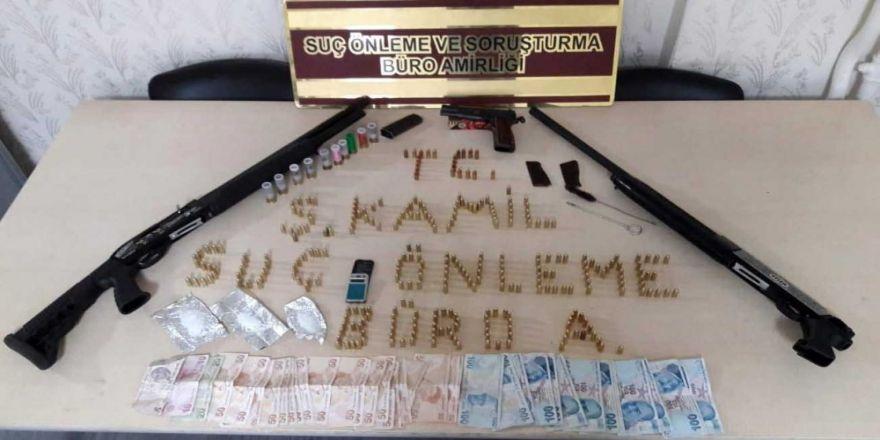 Uyuşturucu Tacirlerine Yönelik Operasyonda 3 Tutuklama