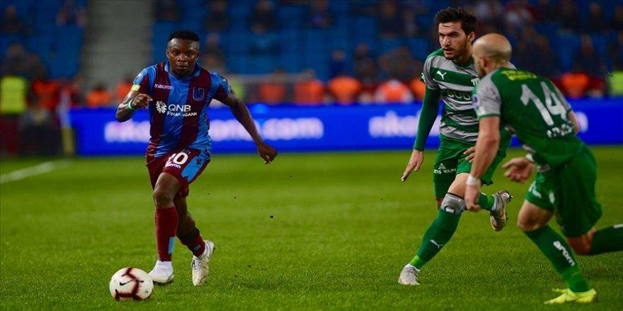Trabzonspor ile Bursaspor 86. randevuda
