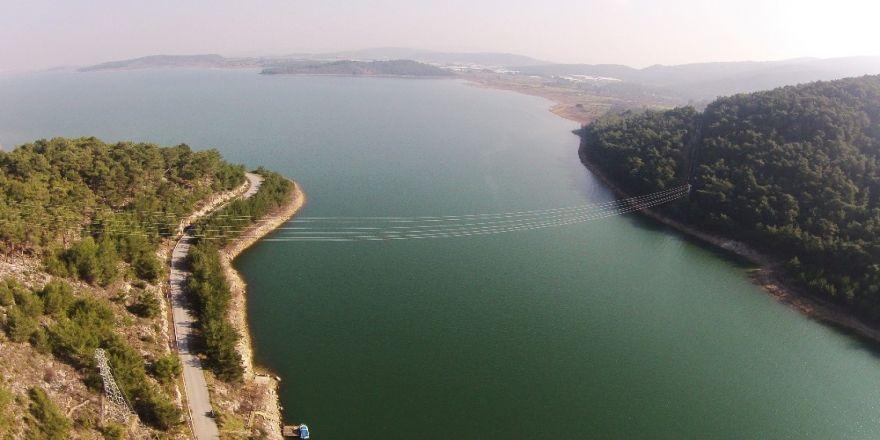 Tahtalı Barajı İlk Kez Tam Doluluk Oranına Yaklaştı
