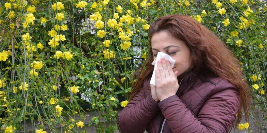 Bahar alerjisi' sezonu başladı