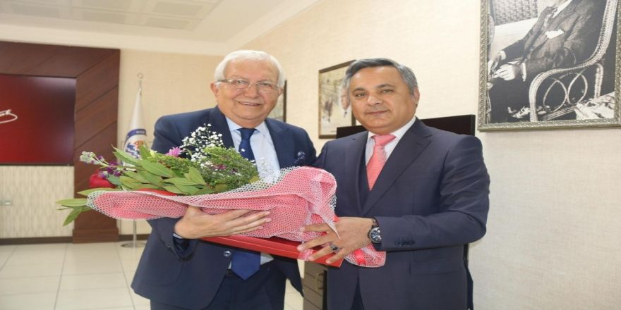 Emniyet Ve Jandarmadan Başkan Posbıyık'a Ziyaret