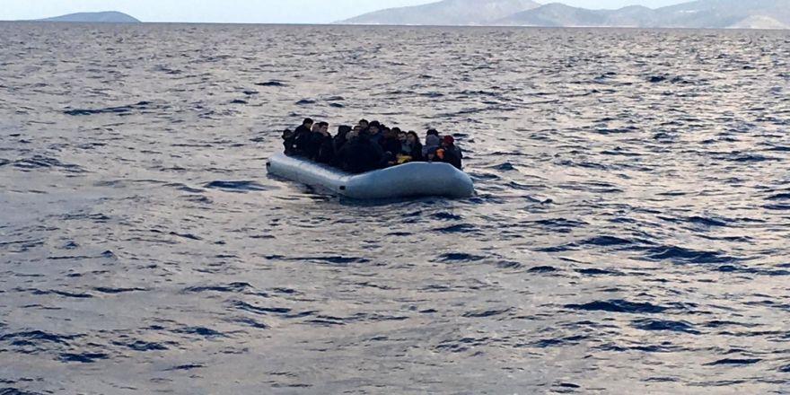 Lastik bot ile ölümüne yolculuk