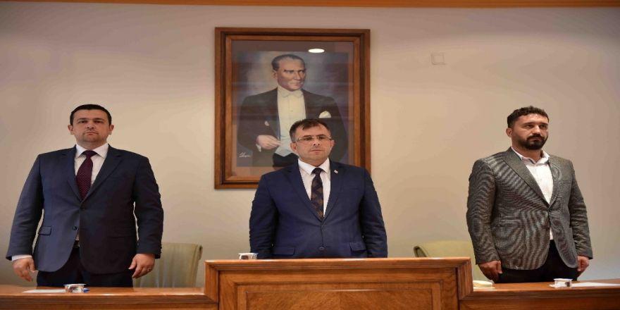 Taşköprü Belediyesi İlk Meclis Toplantısını Yaptı