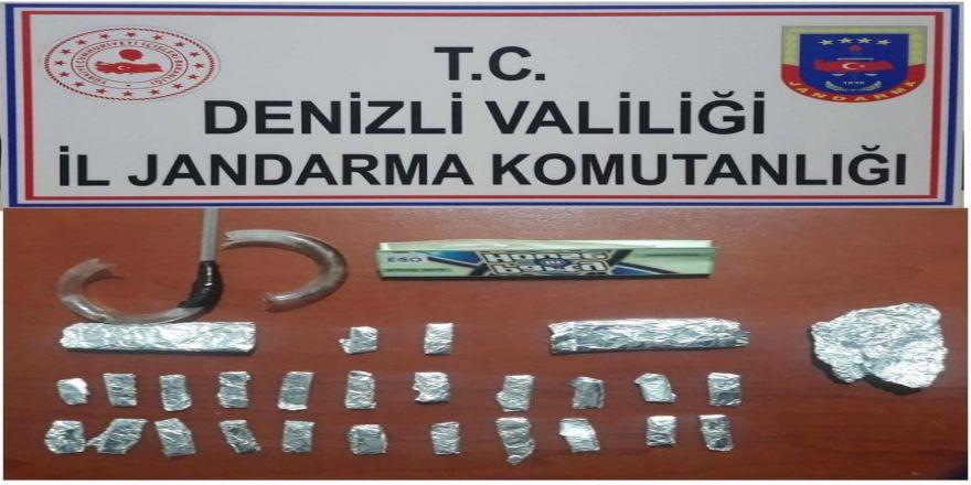Jandarmadan Uyuşturucu Operasyonu: 5 Tutuklama