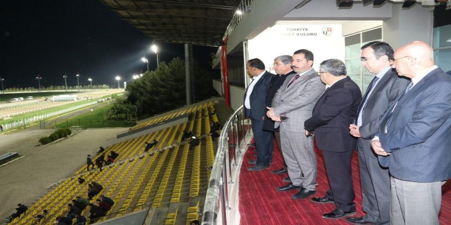 Karaköprü Belediyesi Başkanlık Koşusu Yapıldı