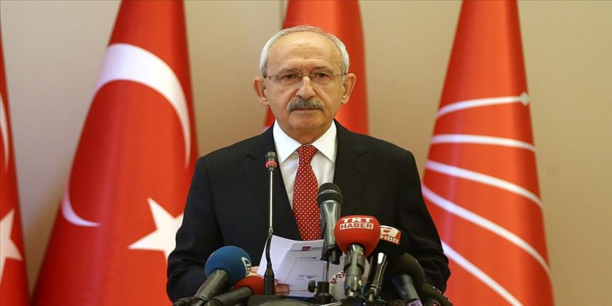 Kılıçdaroğlu CHP TBMM Grubu'nu İstanbul'da toplayacak