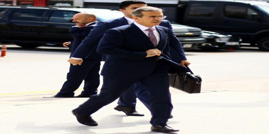 Erdoğan, AK Parti Genel Merkezinde