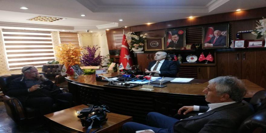 Yeşilli Belediye Başkanı Demir'den İddialara Yanıt