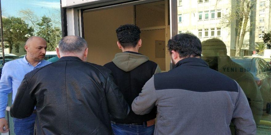 Deaş'tan Adliyeye Sevk Edilen Iraklıya Adli Kontrol