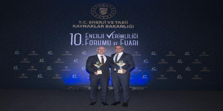 Tüpraş'a Enerji Verimliliğinde 2 Ödül