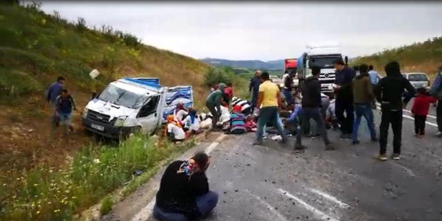 Katliam Gibi Kazada Tutuklu Sanıklar Hakim Karşısına Çıktı