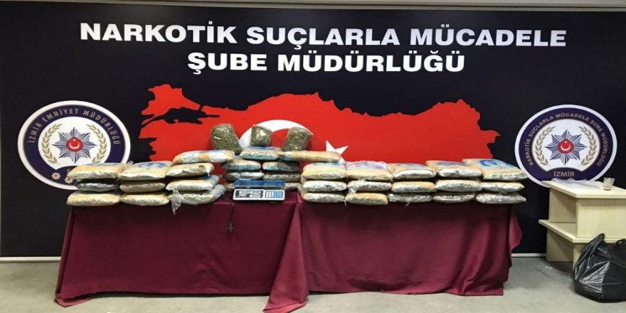 İstanbul-izmir Uyuşturucu Hattına 3 Sanığa Hapis Cezası