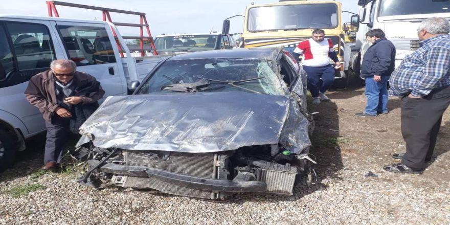 Nazilli'de Trafik Kazası; 1 Ölü