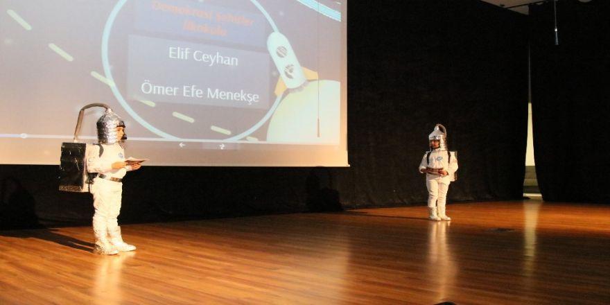 Hacılar'da Bilim Günleri Ödül Töreni Düzenlendi