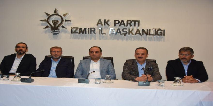 Ak Parti İzmir'de Temayül Yoklaması Başladı