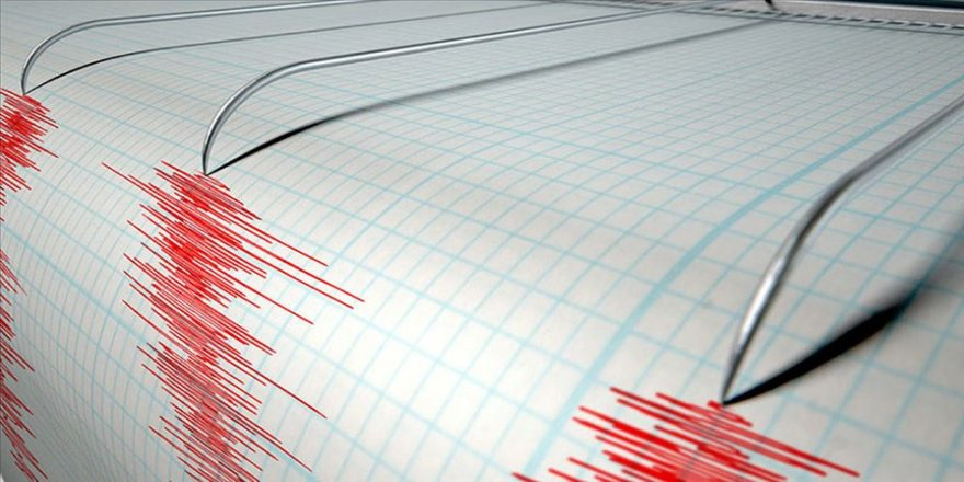 6,4 büyüklüğünde deprem