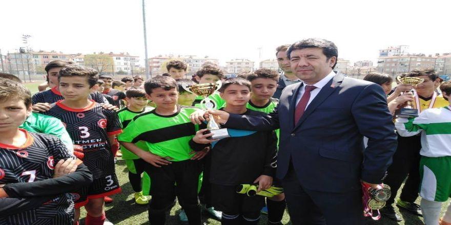 Okullar Arası Futbol Küçük Erkekler İl Birinciliği Tamamlandı