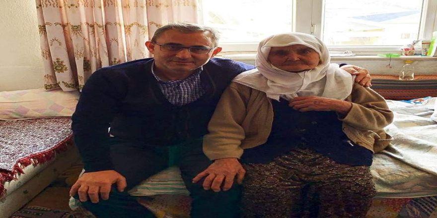 Alim Işık, anne duası aldı