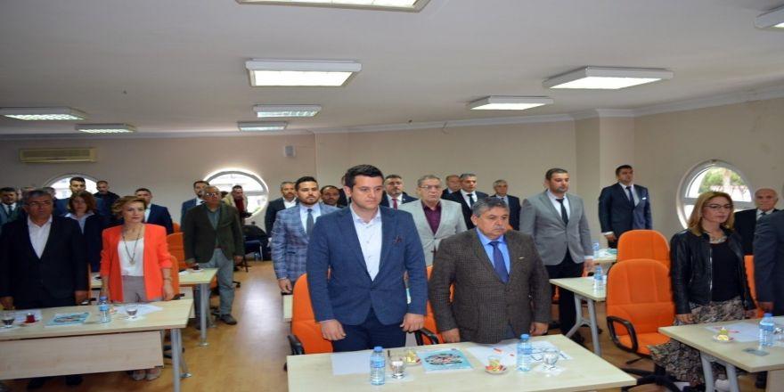 Didim Belediye Meclisi 2019'un İlk Toplantısını Yaptı