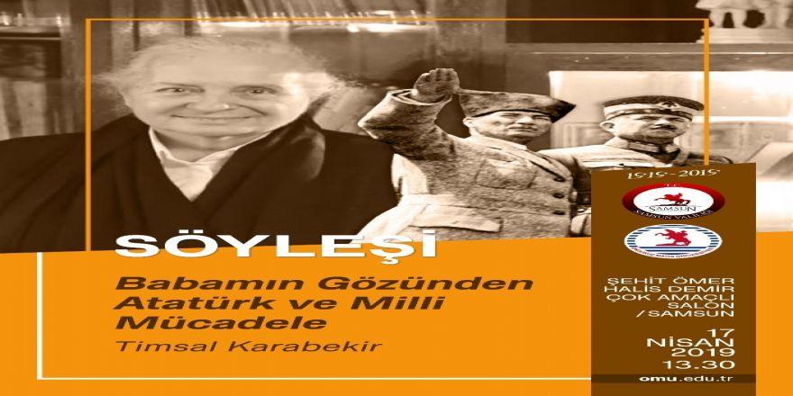 """Kazım Karabekir'in Evladından: """"Babamın Gözünden Atatürk Ve Millî Mücadele"""""""