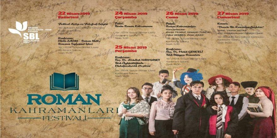 Bolvadin'de Roman Kahramanları Festivali