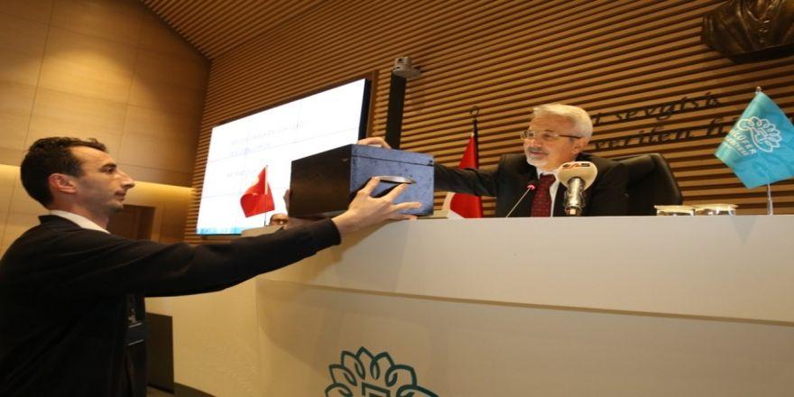 Nilüfer Belediye Meclisi Yeni Dönemin İlk Toplantısını Yaptı