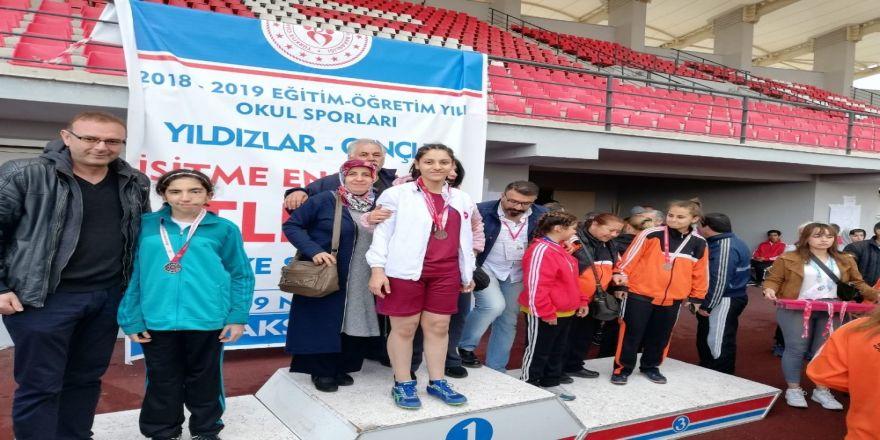 İşitme engelliler Türkiye şampiyonu oldu