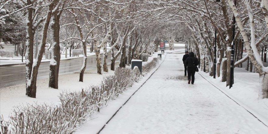 Kar yağışı etkili olacak