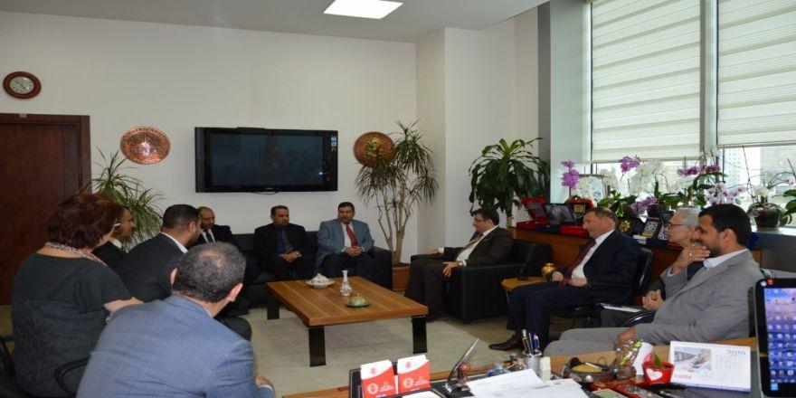 Istanbul Yeni Yuzyil Universitesi Nden Irak La Isbirligi