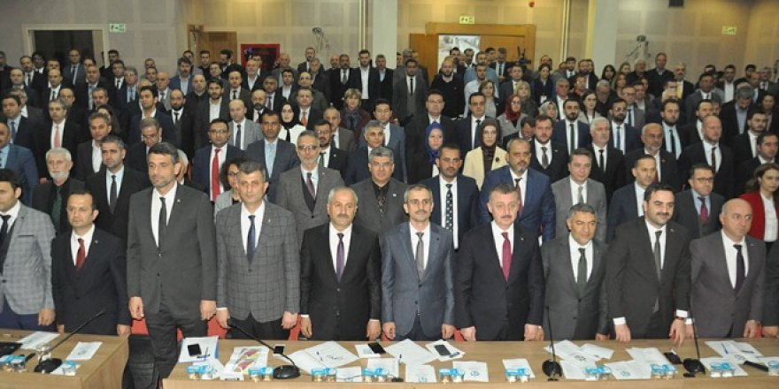 Büyükşehir'de ilk meclis