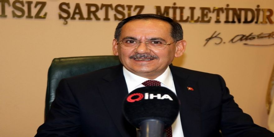 Başkan Demir, İlk Kez Meclise Başkanlık Etti