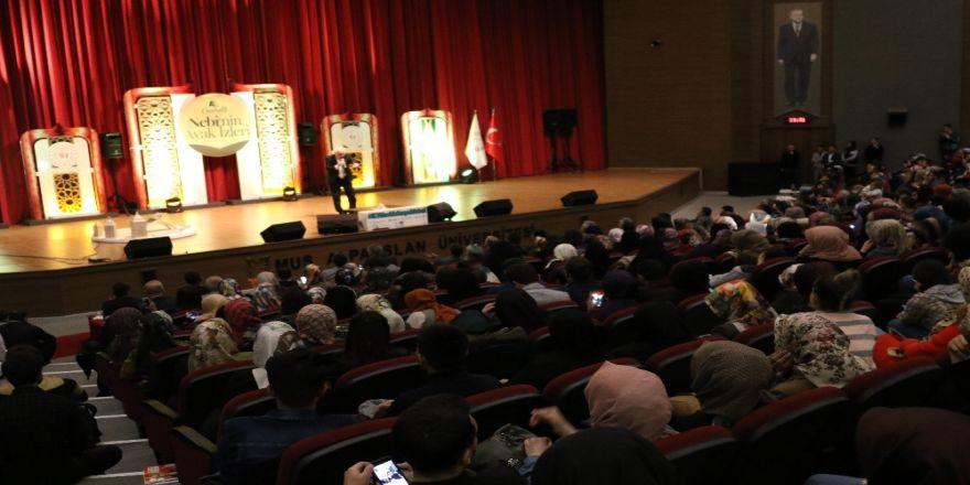 "Prof. Dr. Nihat Hatipoğlu: ""Muhammed'siz İslam Olmaz"""