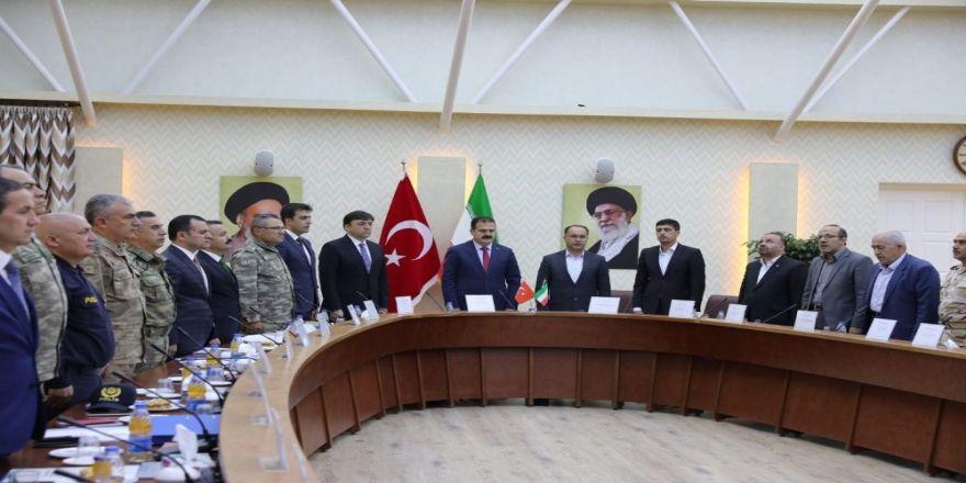 Türkiye-iran 49. Alt Güvenlik Komite Toplantısı