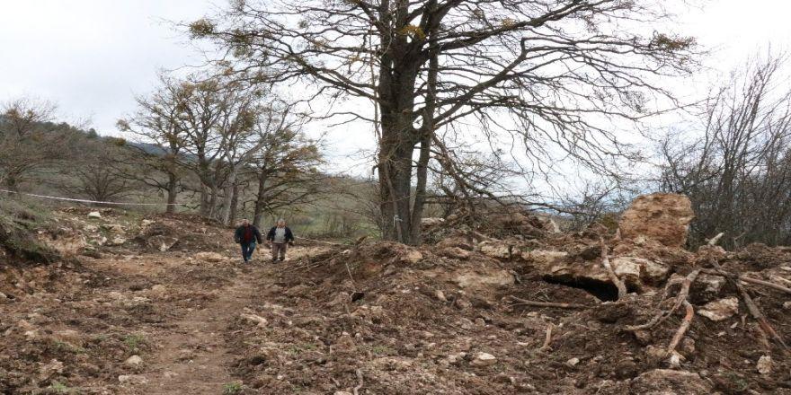 Bolu'da, Üst Düzey İsimlere Define Operasyonunda 5 Tutuklu