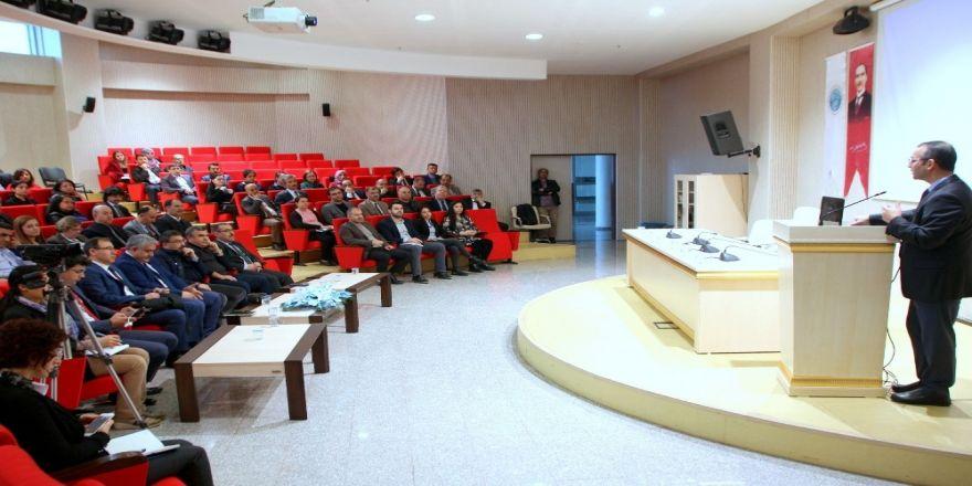 Üniversite De Kalite Komisyonu Toplantısı Geniş Katılımla Yapıldı