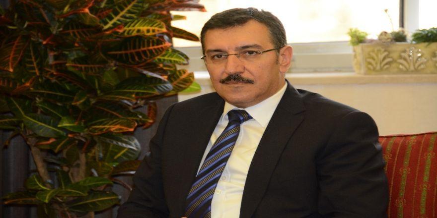 Milletvekili Tüfenkci, Özal'ı Ve Fendoğlu'nu Andı