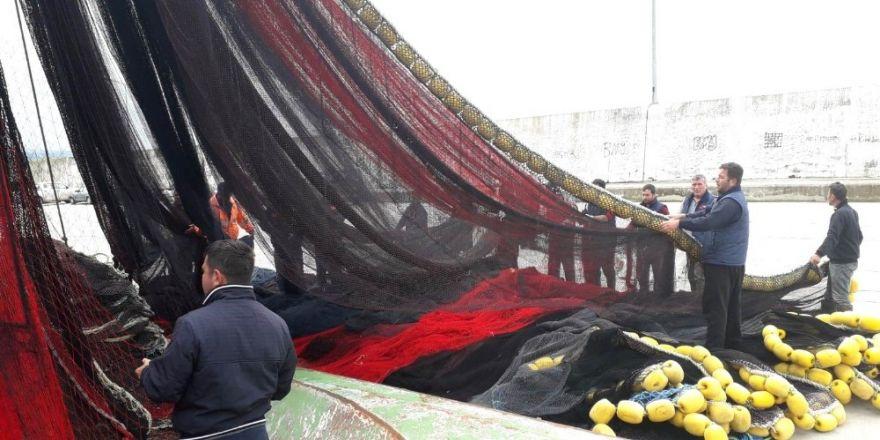 Mavi Yüzgeçli Orkinos Avında Kullanılacak Ağların Ölçümleri Başladı