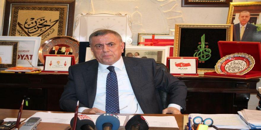 """Midyat Belediye Başkanı Şahin: """"Vaatlerimizi Yerine Getireceğiz"""""""