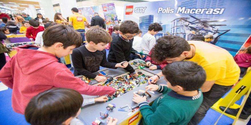 23 Nisan'da Çocuklara Özel Lego Festivali