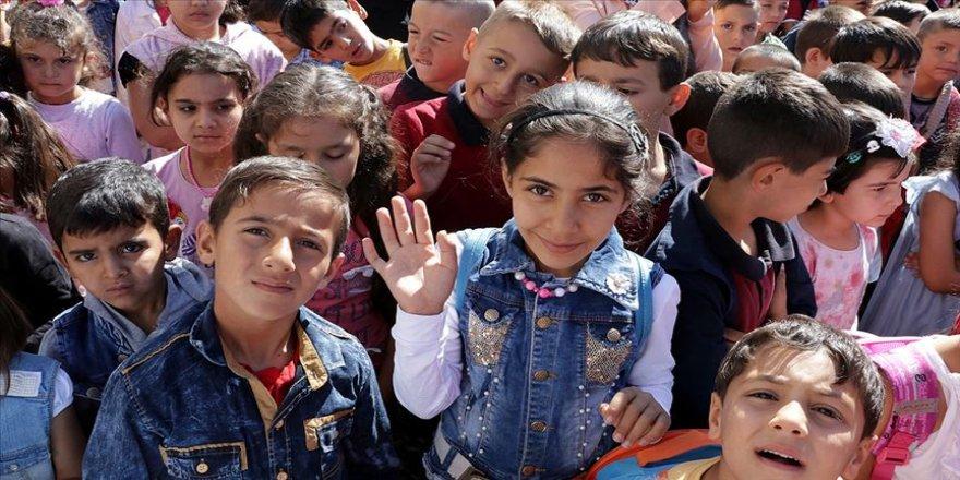 Kocaeli nüfusunun çocuk oranı