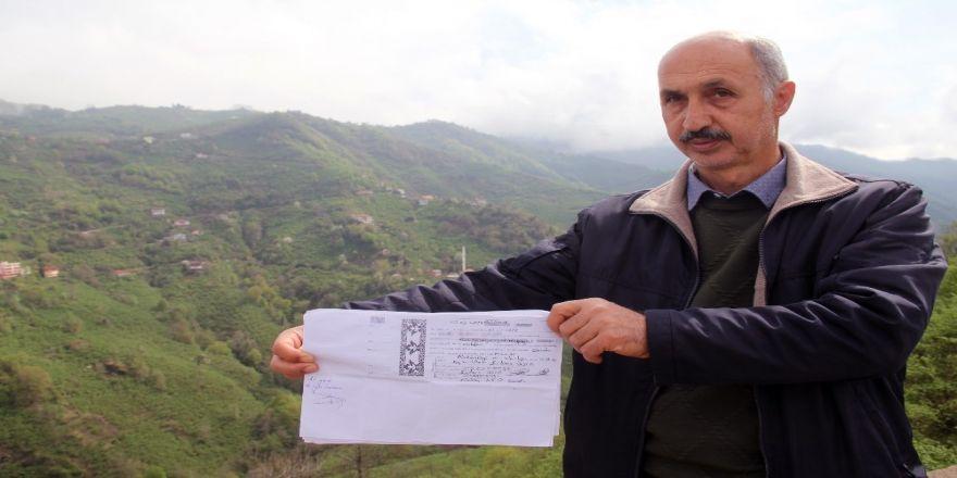 İcralık Köy İçin İptal Davası Açıldı