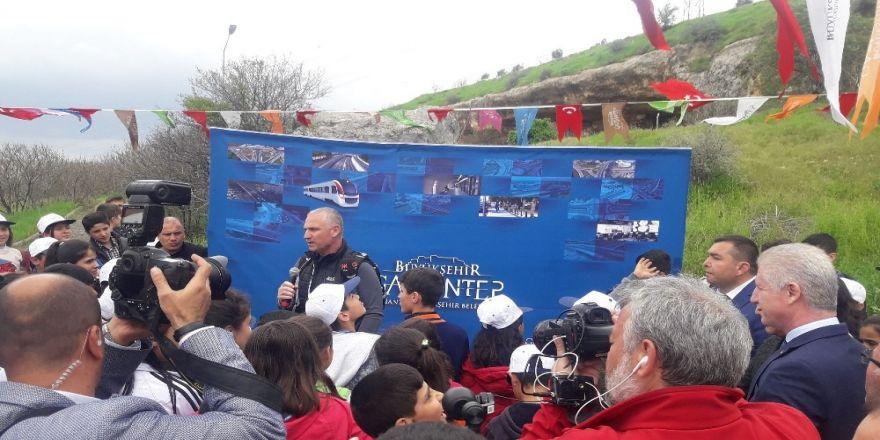 """""""Turizm Zenginliklerimizde Çevre Duyarlılığı"""" Söyleşisi"""