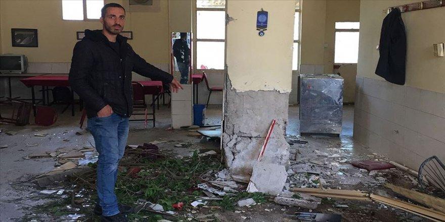 İzmir'deki kıraathane kazasında acı tesadüf