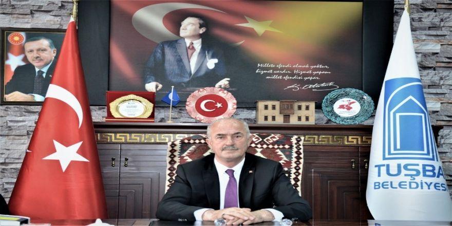Başkan Akman'dan 'Berat Kandili' Mesajı