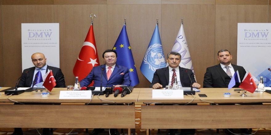 Dmw Uluslararası Diplomatlar Birliği'den Engin Yakut Davasına Destek