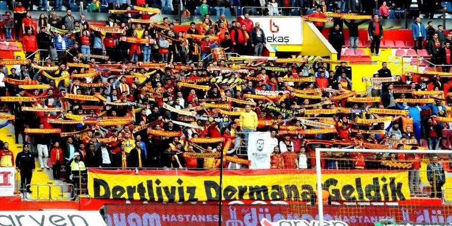 Kayserispor'a Pfdk'dan Şok Ceza