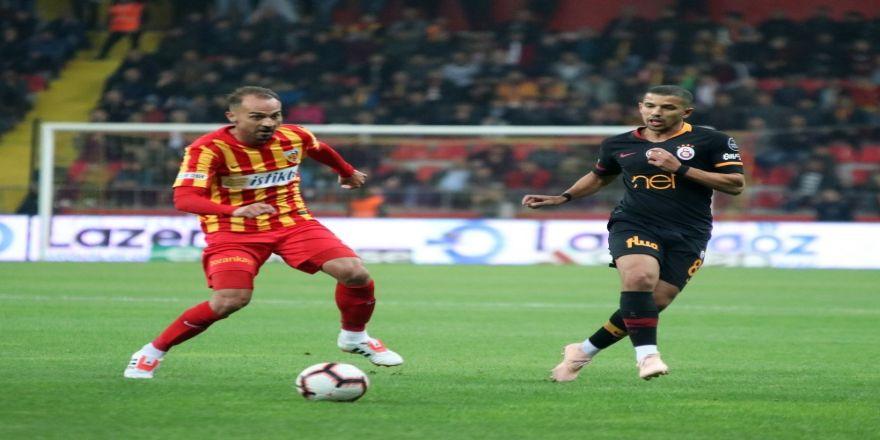 Galatasaray İle Kayserispor 46. Randevuda