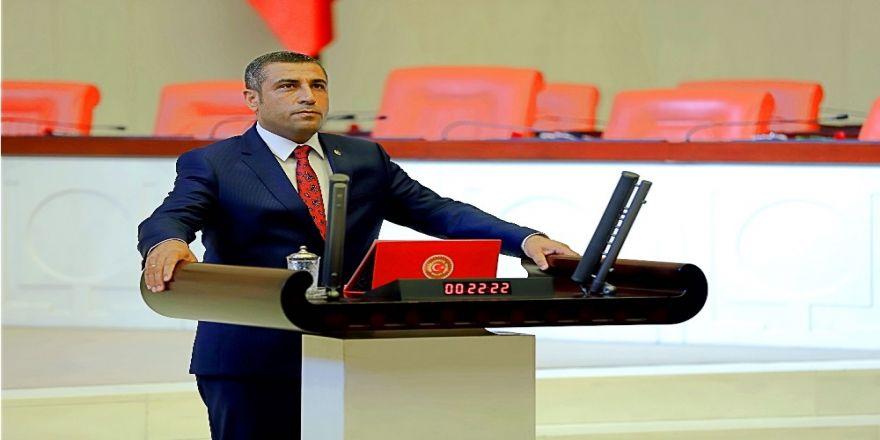Milletvekili Taşdoğan'dan Kandil Kutlaması