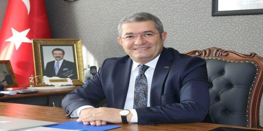 """Necdet Takva: """"Veteriner Sınır Kontrol Noktası Müdürlüğü İlimize Avantaj Sağlayacak"""""""